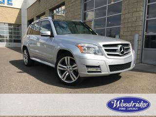 Used 2011 Mercedes-Benz GLK-Class for sale in Calgary, AB