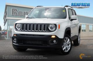 New 2018 Jeep Renegade 2018 Jeep Renegade North 4x4 SUV for sale in Renfrew, ON