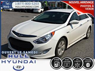 Used 2014 Hyundai Sonata Hybride Demarrage Push for sale in Gatineau, QC