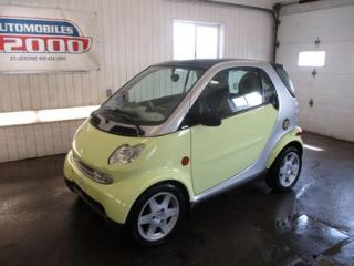 Used 2005 Smart fortwo Pure/diesel/bas for sale in Saint-jerome, QC