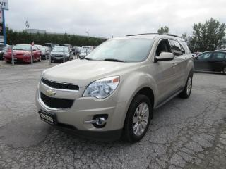 Used 2011 Chevrolet Equinox LT 3L V6 AWD / ONE OWNER / ACCIDENT FREE for sale in Newmarket, ON