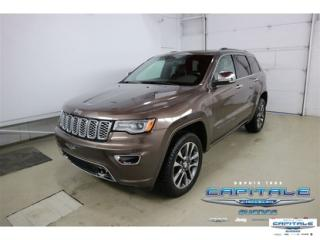 Used 2017 Jeep Grand Cherokee Overland for sale in Quebec, QC