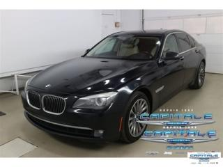 Used 2010 BMW 7 Series Xdrive Xdrive Twin Turbo for sale in Quebec, QC