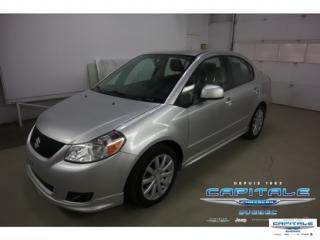 Used 2011 Suzuki SX4 Sport A/c for sale in Quebec, QC
