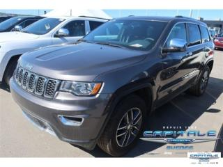 Used 2018 Jeep Grand Cherokee LTD for sale in Quebec, QC