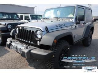 Used 2017 Jeep Wrangler SPORT for sale in Quebec, QC
