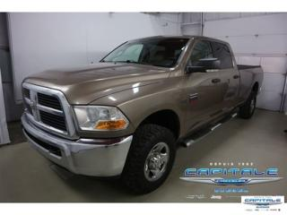 Used 2010 RAM 2500 Slt 4x4 Awd V8 5.7l for sale in Quebec, QC
