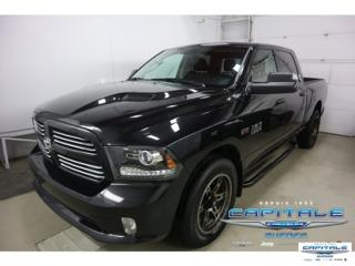 Used 2017 RAM 1500 Sport Awd 4x4 for sale in Quebec, QC