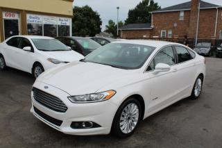 Used 2015 Ford Fusion SE Hybrid for sale in Brampton, ON