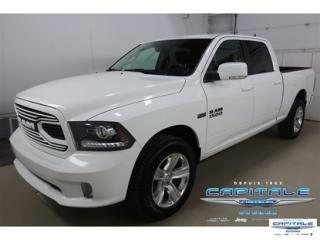 Used 2018 RAM 1500 Sport 4x4 Awd V8 for sale in Quebec, QC