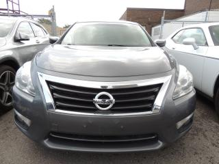 Used 2015 Nissan Altima 2.5 S, BACK UP CAMERA, PUSH BUTTON START for sale in Mississauga, ON