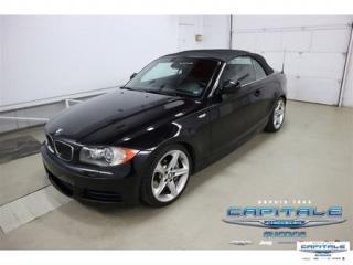 Used 2011 BMW 1 Series 135 I Décapotable for sale in Quebec, QC