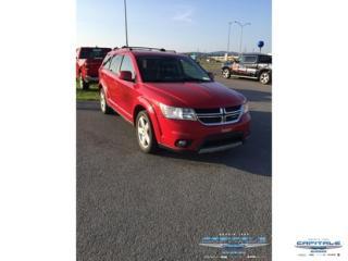 Used 2012 Dodge Journey Sxt & Crew V6 3.6l for sale in Quebec, QC