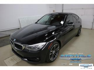 Used 2016 BMW 3 Series 328i Xdrive Gran for sale in Quebec, QC