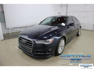 Used 2017 Audi A6 2.0t Progressiv 4x4 for sale in Quebec, QC