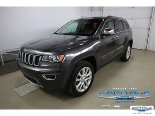 Used 2017 Jeep Grand Cherokee Ltd 4x4 Awd for sale in Quebec, QC