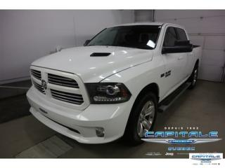 Used 2016 RAM 1500 Sport 4x4 Awd for sale in Quebec, QC