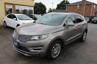 Used 2017 Lincoln MKC Reserve for sale in Brampton, ON