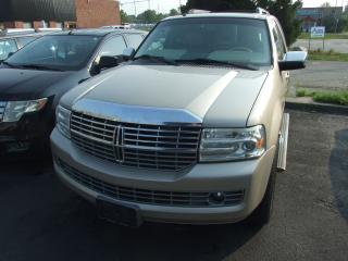 Used 2008 Lincoln Navigator for sale in Waterloo, ON