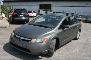 Used 2006 Honda Civic DX-G for sale in Ottawa, ON