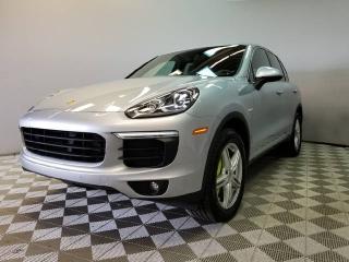 Used 2017 Porsche Cayenne HYBRID | CPO | Ext. Warranty | Premium PKG | Connect Plus & Apple CarPlay for sale in Edmonton, AB