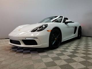 Used 2018 Porsche Boxster 718 CPO | Ext. Warranty | NAV | H/C Seats | BOSE for sale in Edmonton, AB