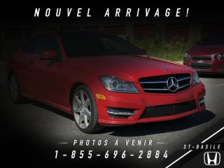 Used 2014 Mercedes-Benz C350 23 263KM + MULTIMÉDIA PACK + MAGS AMG for sale in St-Basile-le-Grand, QC