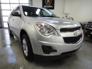 Used 2011 Chevrolet Equinox LS,4 CYL,LOW KM,ALL SERVICE RECORDS for sale in North York, ON