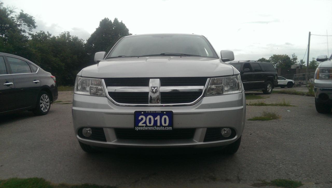 2010 Dodge Journey SXT 7 PASSANGER/BLUETOOTH
