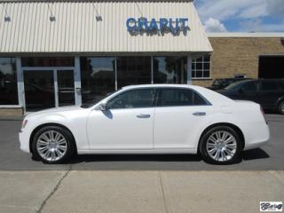 Used 2012 Chrysler 300 Ltd Pano for sale in Varennes, QC