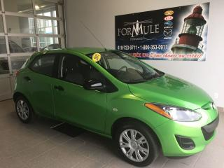 Used 2011 Mazda MAZDA2 GX for sale in Rimouski, QC