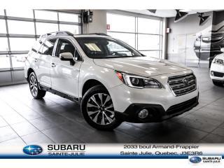 Used 2017 Subaru Outback 2.5i LTD for sale in Ste-Julie, QC
