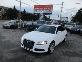 Used 2009 Audi A4 Premium for sale in Toronto, ON