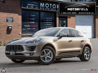 Used 2016 Porsche Macan S *CERTIFIED, ONE OWNER, CLEAN* for sale in Scarborough, ON