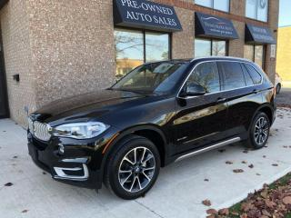 Used 2016 BMW X5 XDRIVE 35I X5 for sale in Concord, ON