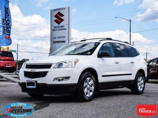Used 2011 Chevrolet Traverse LS AWD ~8 Passenger ~Very Clean for sale in Barrie, ON