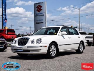 Used 2006 Kia Amanti ~3.5 Liter V6 ~Power Moonroof ~Heated Leather for sale in Barrie, ON