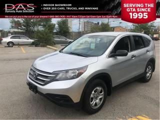 Used 2014 Honda CR-V LX/REAR CAMERA/HEATED SEATS for sale in North York, ON