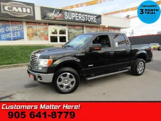 Used 2012 Ford F-150 XTR  CREW 4X4 ECOBOOST POWER GROUP 20 WHEELS for sale in St. Catharines, ON