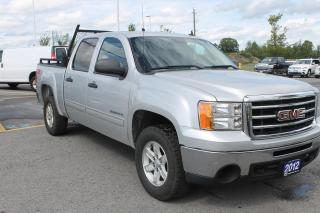 Used 2012 GMC Sierra 1500 SLE for sale in Carleton Place, ON