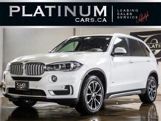 Used 2017 BMW X5 xDrive 35i, M-SPORT, NAVI, CAM, Pano for sale in Toronto, ON