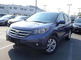 Used 2013 Honda CR-V Touring for sale in Richmond, BC