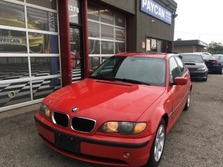 Used 2005 BMW 3 Series 320i for sale in Kitchener, ON