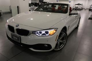 Used 2014 BMW 428i xDrive Cabriolet for sale in Newmarket, ON