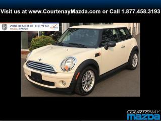 Used 2010 MINI Cooper Classic for sale in Courtenay, BC
