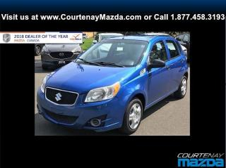 Used 2009 Suzuki Swift Base w AC at for sale in Courtenay, BC