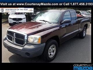 Used 2005 Dodge Dakota SLT Club Cab for sale in Courtenay, BC