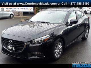 New 2018 Mazda MAZDA3 SE for sale in Courtenay, BC