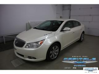 Used 2013 Buick LaCrosse eAssist Luxury Group for sale in Quebec, QC