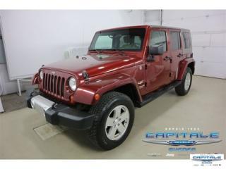 Used 2010 Jeep Wrangler Sahara 4x4 Awd V6 for sale in Quebec, QC